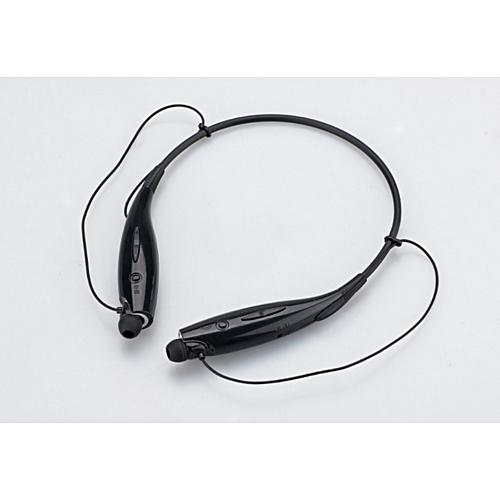 Wireless Bluetooth Stereo Headset Earphone 4.0-Black