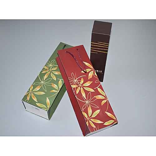 Pattern Gift Wine Bag X12