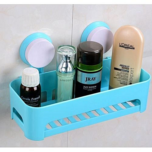 Plastic Bathroom Shelf/ Kitchen Storage Organizer
