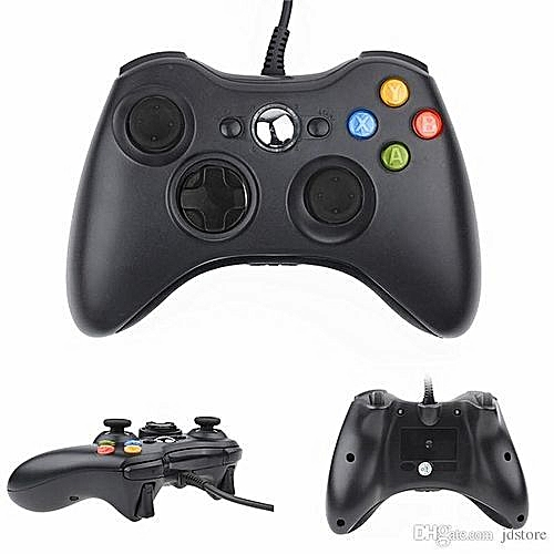 Xbox 360 Controller Pad For Official Console & Windows