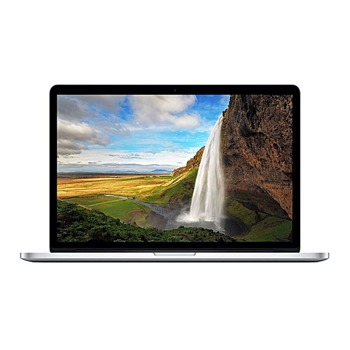 Apple Macbook Pro 13inch Core I7 With Touch Bar Silver