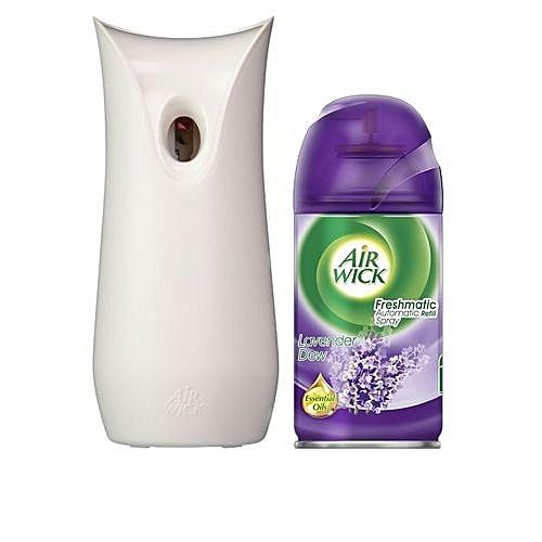 Freshmatic Complete Automatic Spray Airfreshner - Lavender