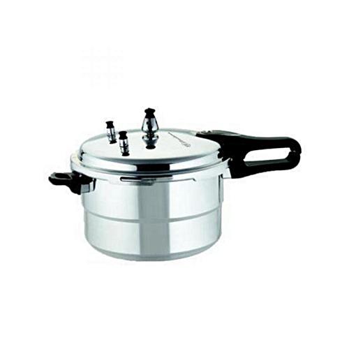 9 Litre Pressure Cooker- PC 9001 - Silver