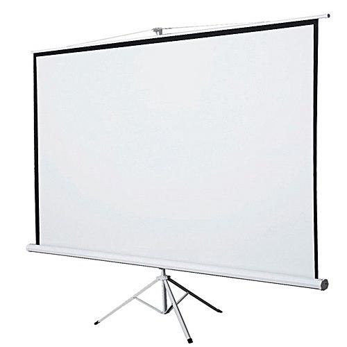 Standard Presentation 96 X 96 Tripod Projector Screen