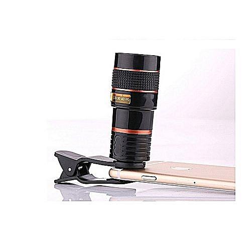 Mobile Phone Telescope Lens