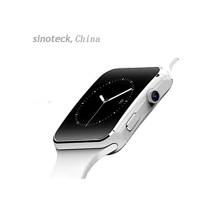 Bluetooth Smart Watch X6 Smartwatch Sport Watch For IPhone Android Phone  With Camera FM Support Whatsapp SIM Card Wristwatch T30