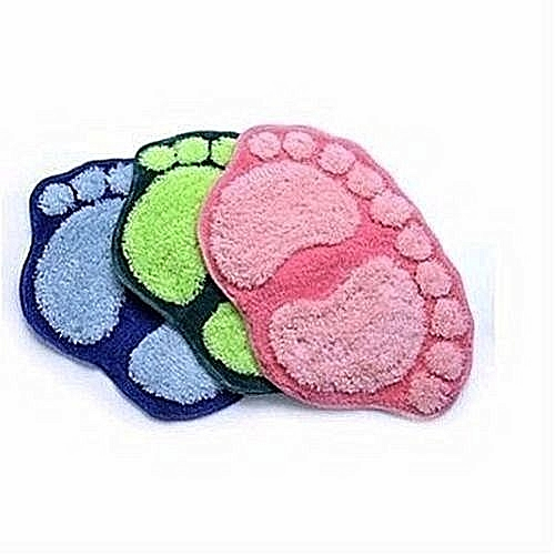 Mat / Bathroom/ Toilet Mat Fluffy Door/Bathroom Mat - 3pcs