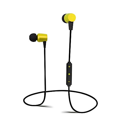 Wireless Bluetooth Headset Stereo Headphone Earphone Sport For IPhone
