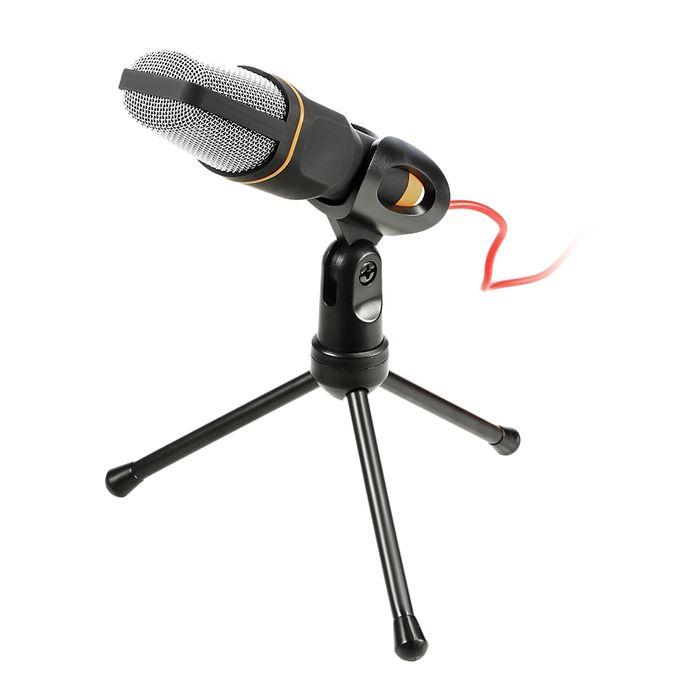 Usb Microphone In Nigeria : generic condenser sound microphone with stand black buy online jumia nigeria ~ Vivirlamusica.com Haus und Dekorationen