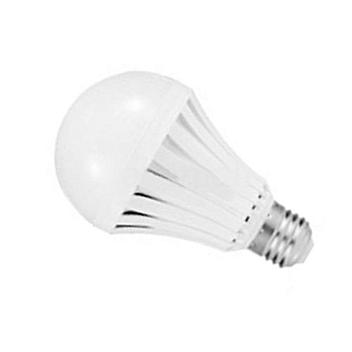 5 Pieces Of 9W LED Emergency Rechargeable Bulbs E27 . Screw - ...