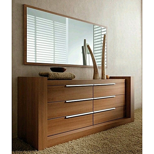 Dinning Side Console - Brown