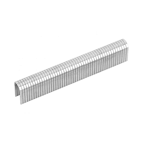 Generic 1000pcs Stainless Steel Staples Nails Fasteners For Handheld Staple Gun Stapler U Type