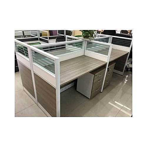 Office Workstation - 4 Units