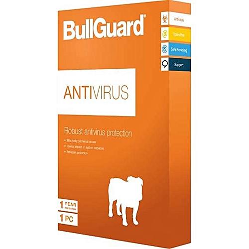 Anti-Virus 1 PC + 1 Free License