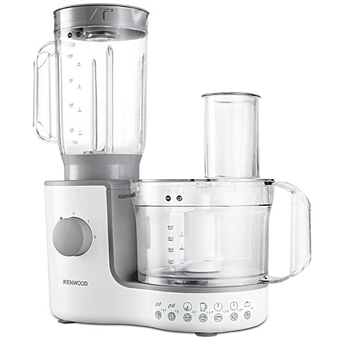 Food Processor 600 Watts Motor FP190 With Slicer Disc.