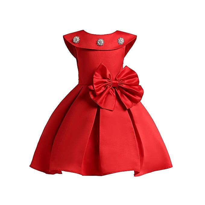9fcffc272 Fashion Summer Infant Baby Girls Mesh Formal Sleeveless Birthday ...