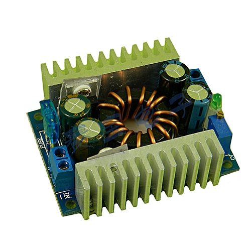 150W High Power Module DC-DC Boost Module Mobile Mobile Notebook Power 8-32V Up 9-46V