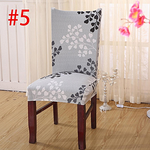 Elastic Stretch Chair Cover Seat Covers Spandex Washable Banquet Wedding Party #5