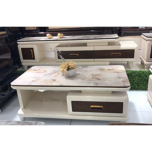 MORDERN TV STAND AND CENTER TABLE ( Lagos,FCT,Anambra,Kano,Owerri,Delta,PH Delivery Only)