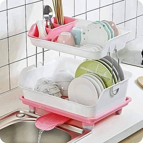 Plate Rack Drainer Channel