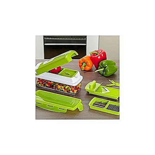 Nicer Dicer Vegetable/Fruit Multi Chopper Set