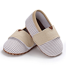 d4c1a5aa1bb Striped Baby Shoes Baby Shoes Soft Bottom Shoe Toddler Shoes Baby Shoes  Girl Girls Boy Toddler