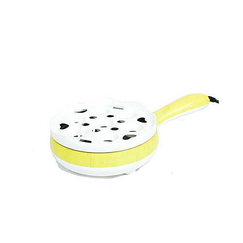 Multifunction Steaming Device - Yellow
