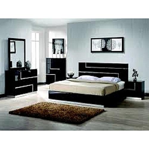 Zr Casey Convenional Modern Bed Set Bedframe 6 By 7 Bedside Tables