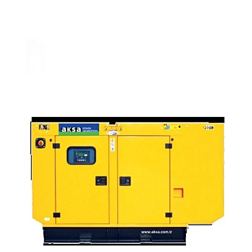 18KVA Soundproof Diesel Generator