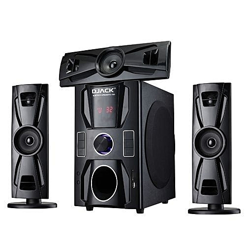 3.1 X-Bass Bluetooth Home Theatre System DJ-303