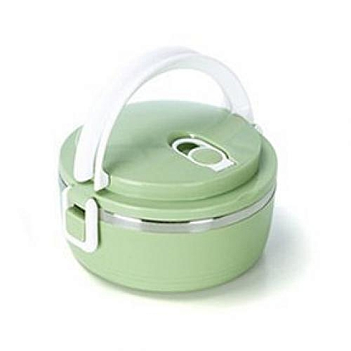 One Layer Stainless Steel Insulated Lunch Box