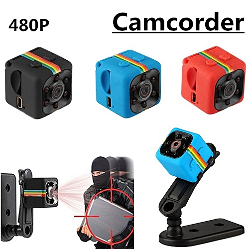 SD 480P Infrared Digital Camcorders Support TF Card