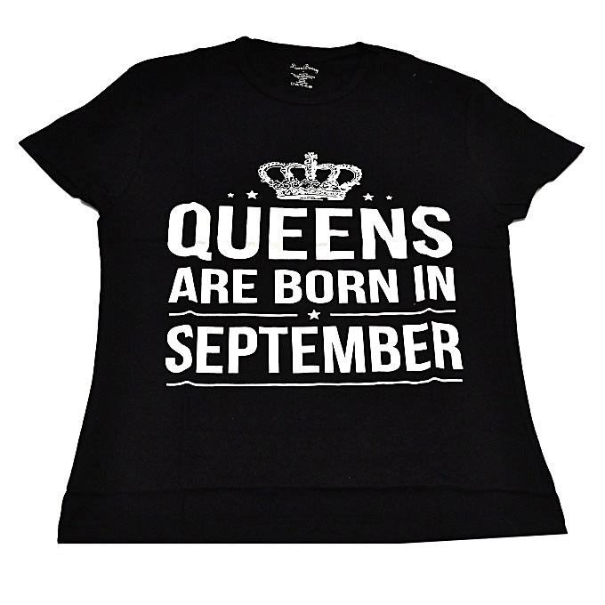 Ladies Birthday T Shirt