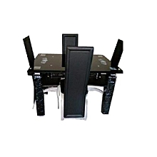 fa0f9906937 Dinning Table With 4 Chairs (Lagos Delivery Only)