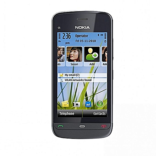 C5-03 3.2-inch 3G Function Phone Supports Touch Screen / Bluetooth / Camera