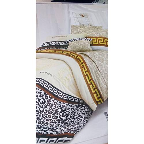 Duvet Bedsheet With 4 Pillow Cases, Duvet Bag
