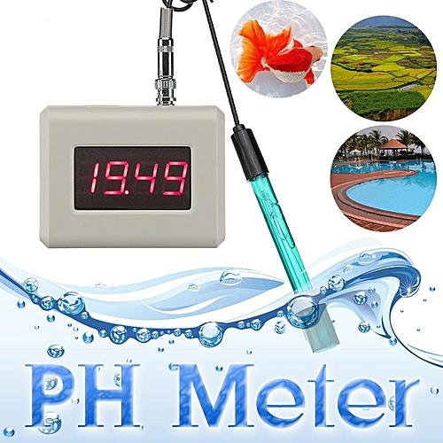 Digital PH Meter Test Portable PH Tester High Accuracy Multifunction 6V