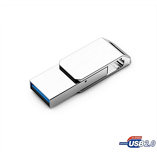 High Speed Dual Plug 64-512GB USB Flash Drive For Android Phone Tablets