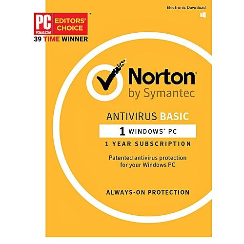 AntiVirus 1 PC/ 1Year