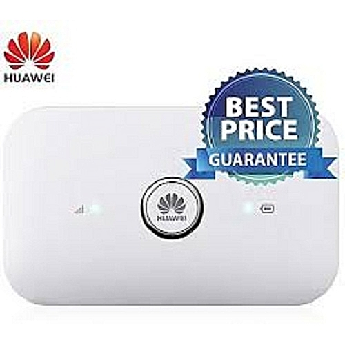 4G Mobile WiFi Router LTE Cat4 150Mbps Support Double External Antenna Port - White
