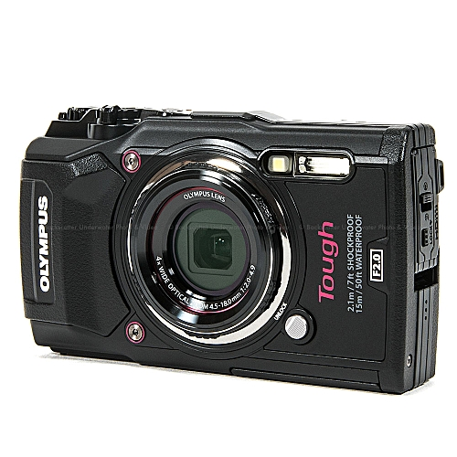 Stylus TOUGH TG-5 Waterproof 12MP Digital Camera