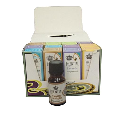 Pack Of 12 Variety 10ml Fragrance Oil