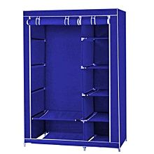 Universal Wardrobe Closet With Wheels