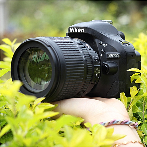 Refurbished Nikon D3100 DSLR Camera With 18-55/105mm Lens Household Package 99% New