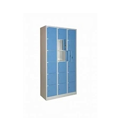 Office Locker - 18 Doors