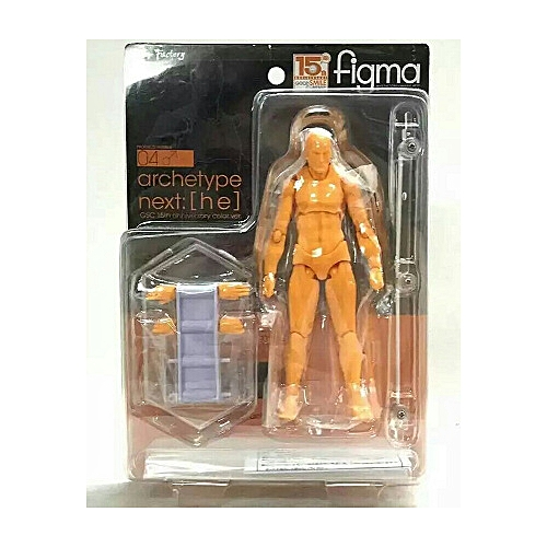 New Male Female Action Figure Body Toy For Painting Cartoon Drawing Arts Model