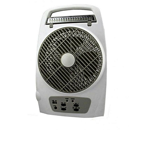 8'' Multi-Functional Rechargeable Table Fan With Lamp & USB-CTL-CF029 (3 Offers From ? 9,195)