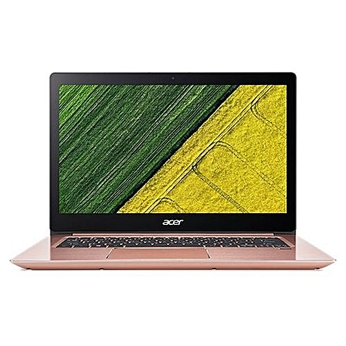 Acer Swift 1 -NX.GPNEK.001, Intel PENTIUM Quad-Core 1.6Ghz 64Gb SSD 4Gb RAM, 13.3'' Windows 10. GOLD/ SILVER