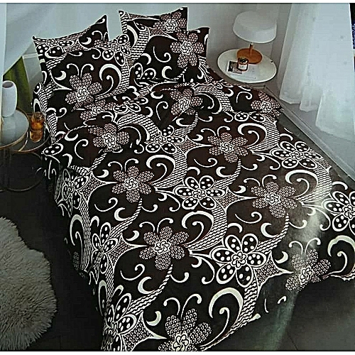 Quality Bedsheet With 4pillow Cases