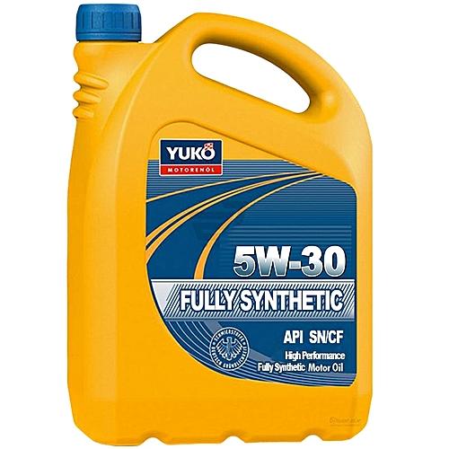 YUKO 5W30 Fully Synthetic Engine Oil